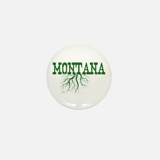 Montana Roots Mini Button