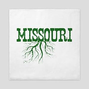 Missouri Roots Queen Duvet