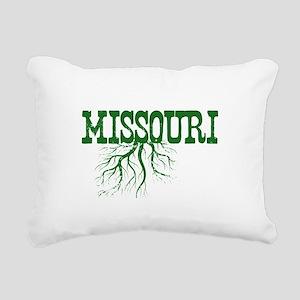 Missouri Roots Rectangular Canvas Pillow