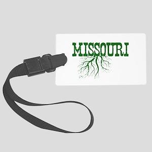 Missouri Roots Large Luggage Tag