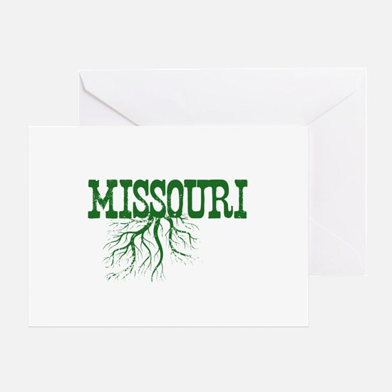 Missouri Roots Greeting Card