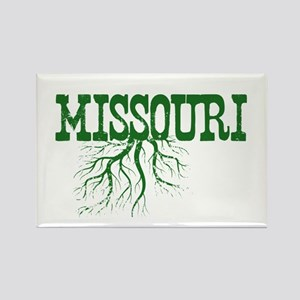 Missouri Roots Rectangle Magnet