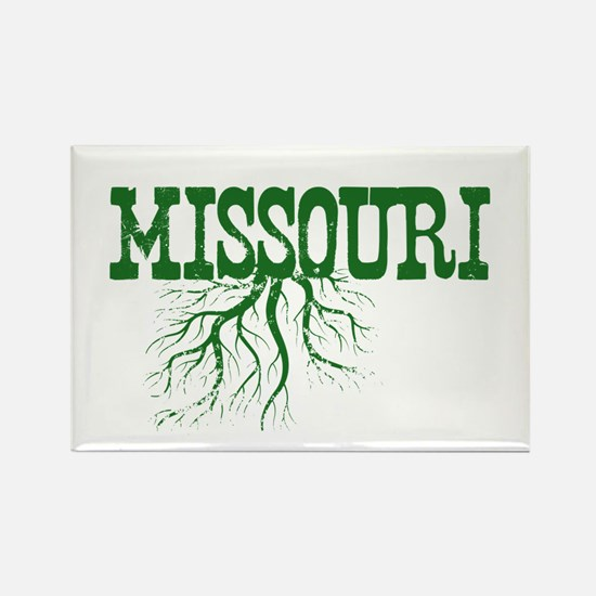 Missouri Roots Rectangle Magnet