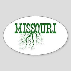 Missouri Roots Sticker (Oval)
