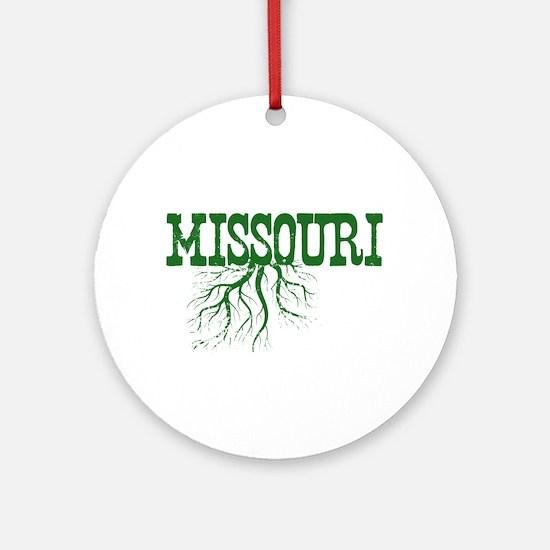 Missouri Roots Ornament (Round)