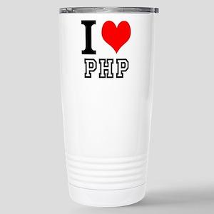 IHeartPHP Travel Mug
