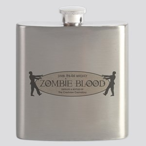 ZOMBIE BLOOD Flask