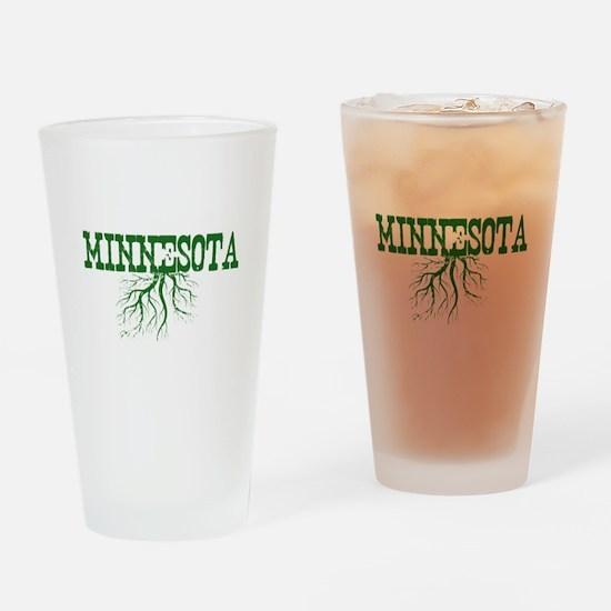 Minnesota Roots Drinking Glass