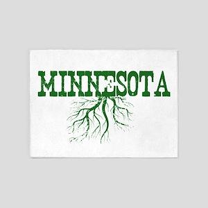 Minnesota Roots 5'x7'Area Rug
