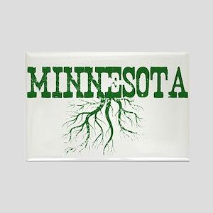 Minnesota Roots Rectangle Magnet