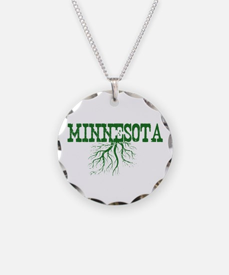 Minnesota Roots Necklace