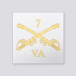 CSC-7th Virginia Cavalry Sticker