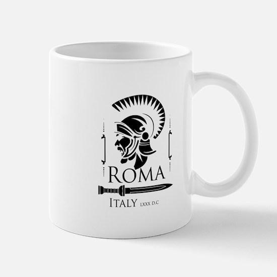 Roman Centurion with gladio Mugs