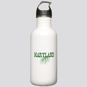 Maryland Roots Stainless Water Bottle 1.0L