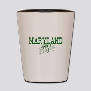 Maryland Roots Shot Glass