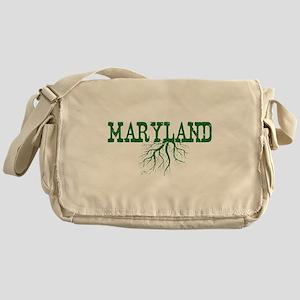 Maryland Roots Messenger Bag
