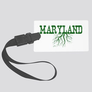 Maryland Roots Large Luggage Tag