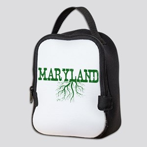Maryland Roots Neoprene Lunch Bag