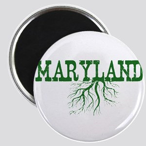 Maryland Roots Magnet