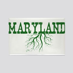 Maryland Roots Rectangle Magnet