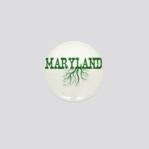 Maryland Roots Mini Button