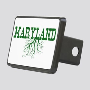 Maryland Roots Rectangular Hitch Cover