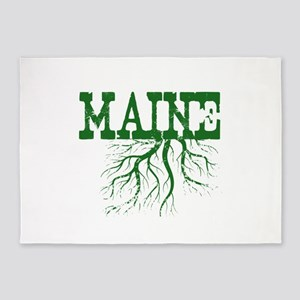 Maine Roots 5'x7'Area Rug