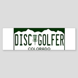 CO-Disc-Golfer Bumper Sticker
