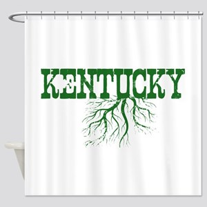 Kentucky Roots Shower Curtain