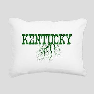 Kentucky Roots Rectangular Canvas Pillow