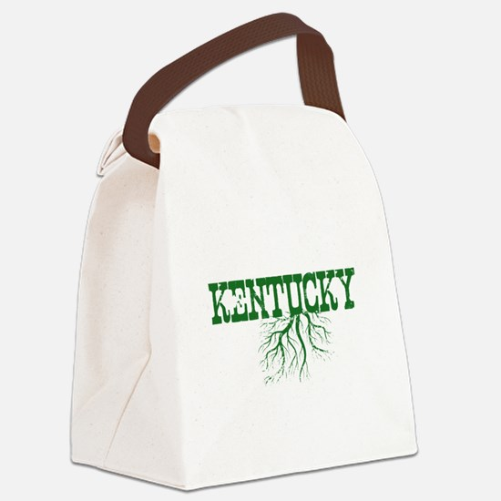 Kentucky Roots Canvas Lunch Bag