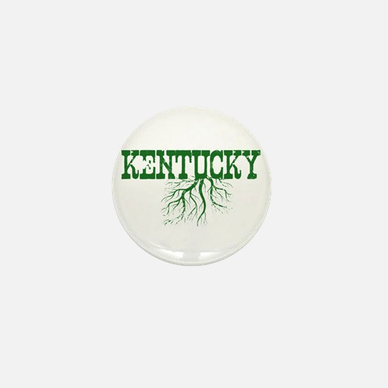 Kentucky Roots Mini Button