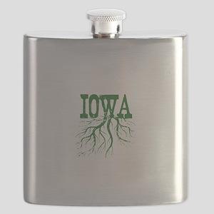 Iowa Roots Flask