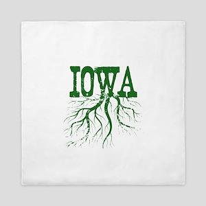 Iowa Roots Queen Duvet
