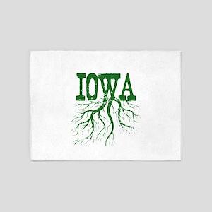 Iowa Roots 5'x7'Area Rug
