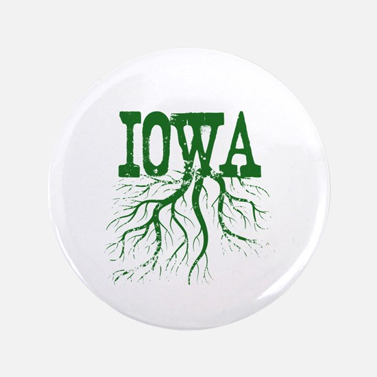 "Iowa Roots 3.5"" Button"