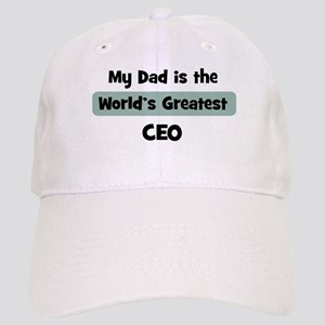 Worlds Greatest CEO Cap