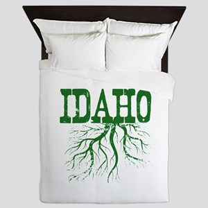 Idaho Roots Queen Duvet