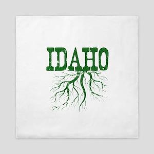 Idaho Roots Queen Duvet