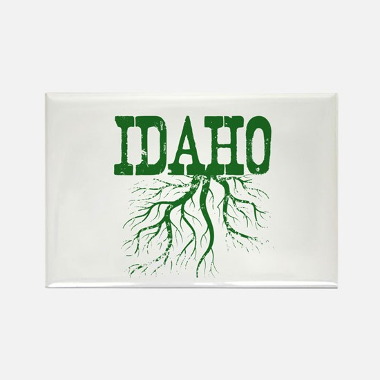 Idaho Roots Rectangle Magnet