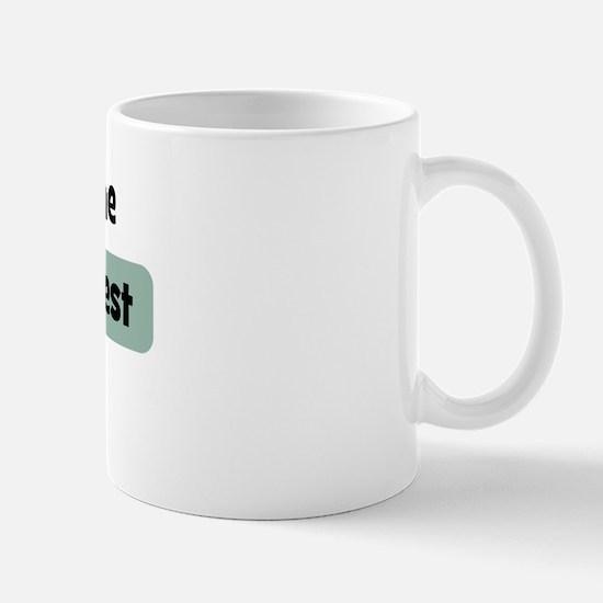 Worlds Greatest Forester Mug