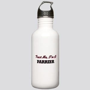 Trust me I'm a Farrier Stainless Water Bottle 1.0L