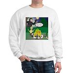 Scary Campfire Stories Sweatshirt
