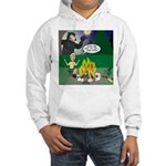 Scary Campfire Stories Hooded Sweatshirt
