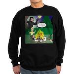 Scary Campfire Stories Sweatshirt (dark)