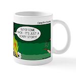 Scary Campfire Stories Mug