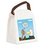 Turkey and Eagle PR Canvas Lunch Bag