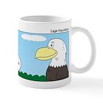 Turkey and Eagle PR Mug
