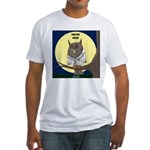 Doctor Whoo Fitted T-Shirt