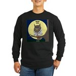 Doctor Whoo Long Sleeve Dark T-Shirt